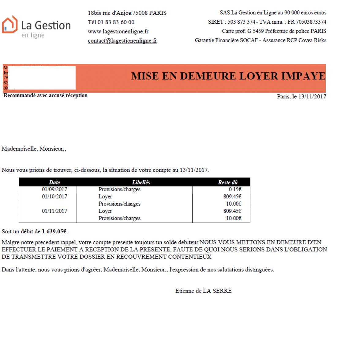 Assurance Loyer Impaye A 2 2 Avec La Gestion En Ligne