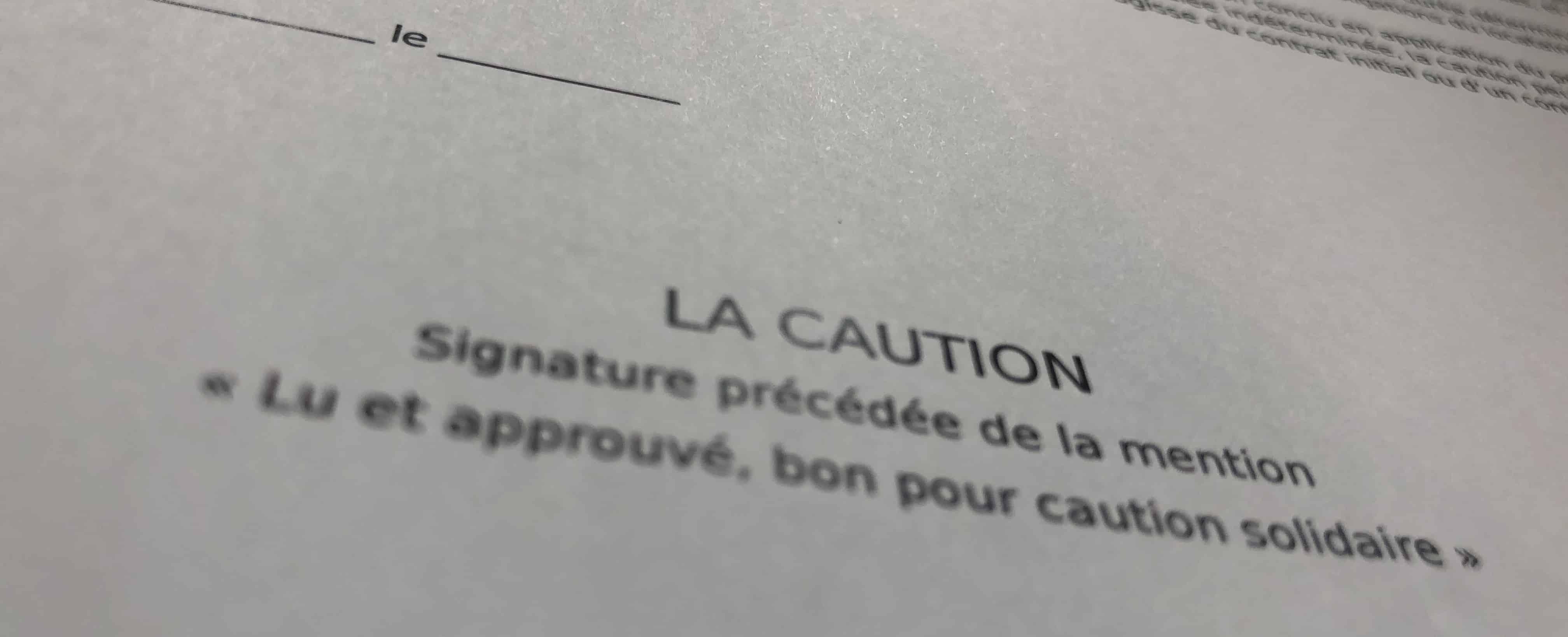 Cautions et assurances : Comment se protéger des impayés ?