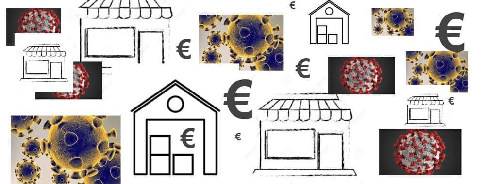 Covid-19 : La suspension des loyers commerciaux